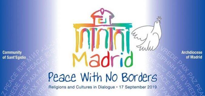 "Меѓународна средба ""Мир без граници"" во Мадрид"