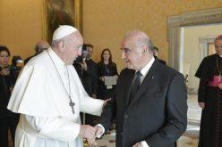 Миграција – во центарот на разговорот на папата Фрањо со малтешкиот претседателВела
