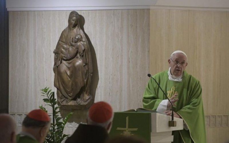 Папата Фрањо: Сочувствувањето е Божјиот јазик