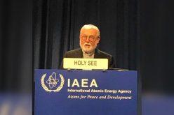 Архиепископ Галагер: Светиот Престол ги поддржува активностите на Меѓународната агенција за атомска енергија