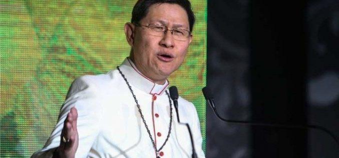 Филипини: Кардинал Тагле ќе крсти околу 450 сиромашни деца