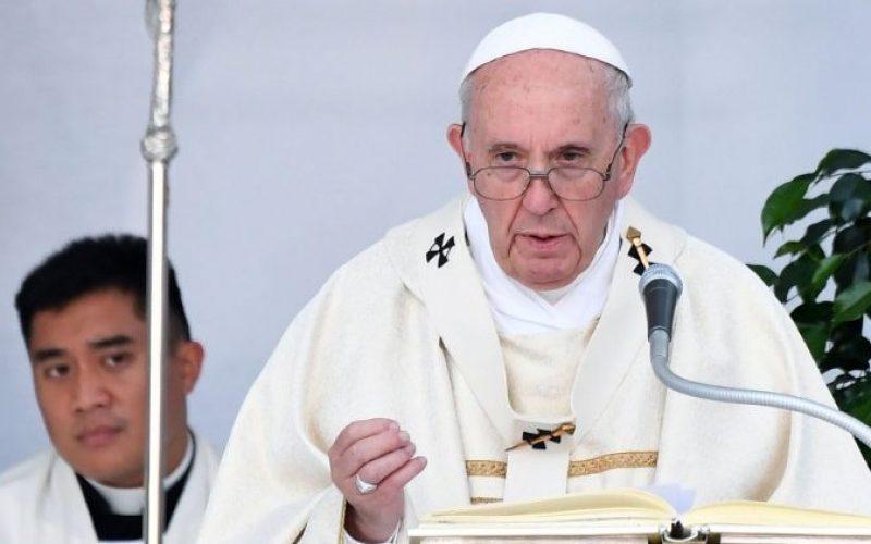 Папата: Не ја правете верата световна, Црквата е куќа на Божјото милосрдие