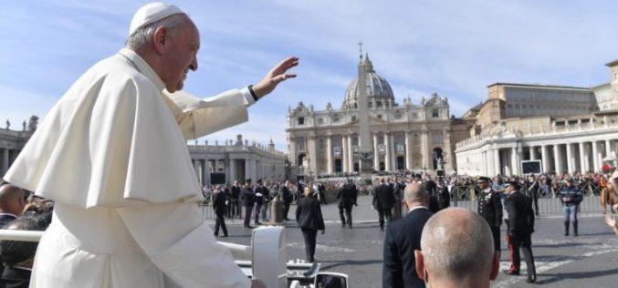 Папата Фрањо повторно апелираше за мир во Сирија