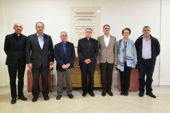 Бискупот Стојанов го прими деканот на Католичкиот богословски факултет од Загреб