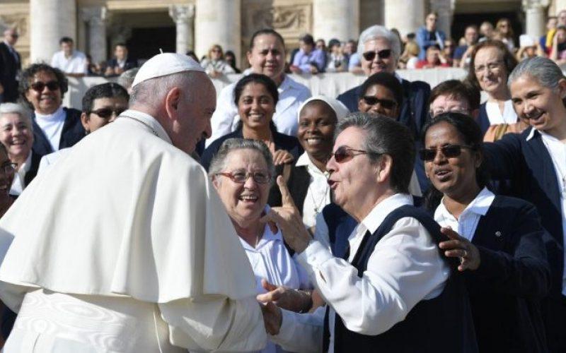 Генерална аудиенција: Црквата не е тврдина, туку шатор кој ги прифаќа сите