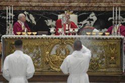 Папата Фрањо: Воскресението е смисла и цел на животот