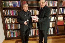 Бискупот Стојанов упати благодарност до Католичката прес агенција на Бискупската конференција на БиХ