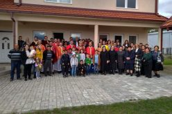 Во Сарај прославен патрониот празник на парохиската Црква