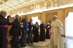 """Папата Фрањо: Бидете сѐ подобри """"толкувачи на Евангелието"""""""