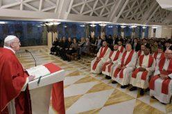 Папата: Ѓаволот го уништува човекот, затоа што Бог стана еден од нас