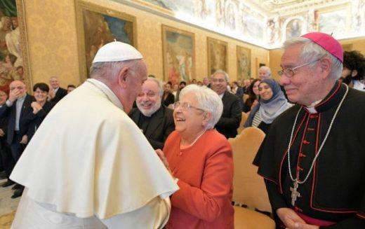 """Папата до институтот """"Софија': Заеднички чекорите кон нова цивилизација"""