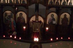 Струмица: Обожавање на Светата Причест по повод Светскиот ден на сиромашните