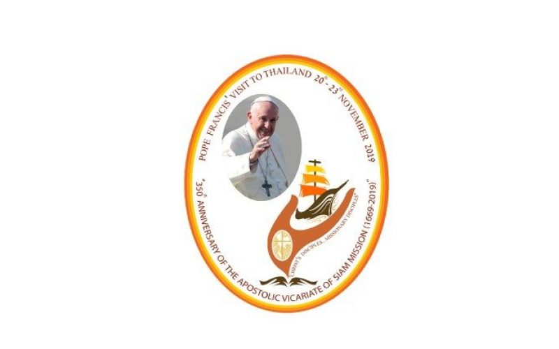 Папата објави видео порака во пресрет на Апостолското патување во Тајланд