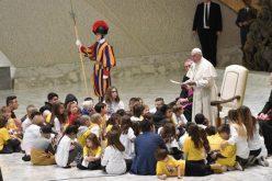 Папата Фрањо: Ви благодарам што дозволувате да се почувствува присуството на Исус