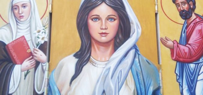 Во Радово ќе пристигнат мошти на свети апостол Јуда Тадеј и света Катерина Сиенска