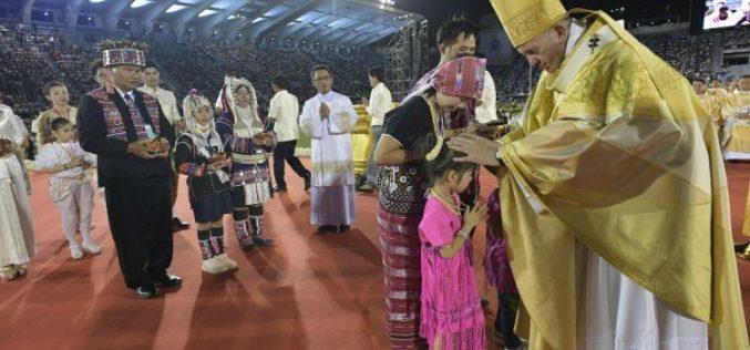 Папата Фрањо: Да бидеме ученици мисионери