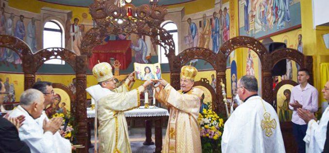 Од денес Радово поседува мошти на Свети Јуда Тадеј и Света Катерина Сиенска
