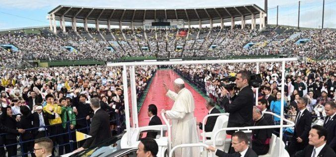 Света Литургија во Нагасаки: Сочувството е вистинскиот начин за градење историја