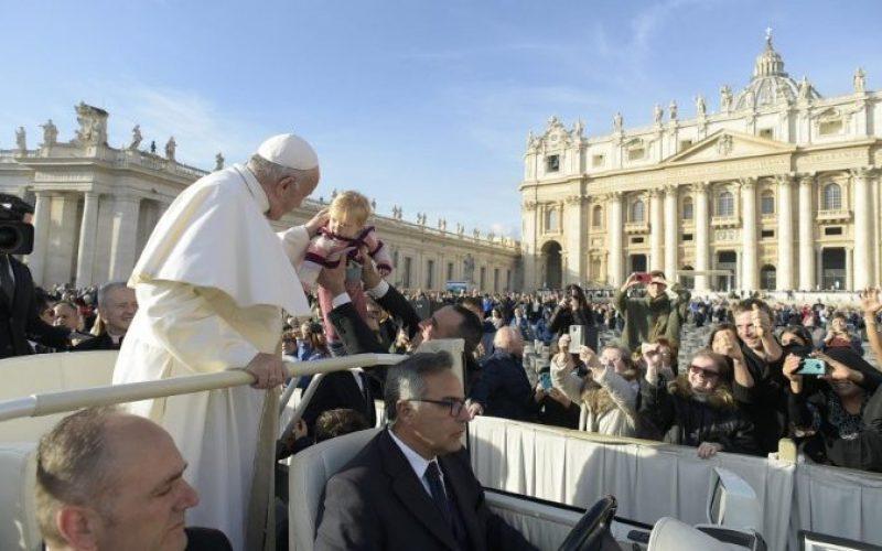 Папата: Најсериозна опасност е да се изгуби смислата на животот