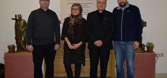 Епископот Стојанов во посета прими претставници на Каритас Европа и Италијански Каритас