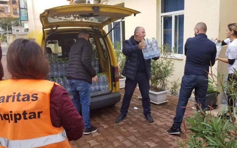 Албанските епископи изразија солидарност со настраданите од земјотресот