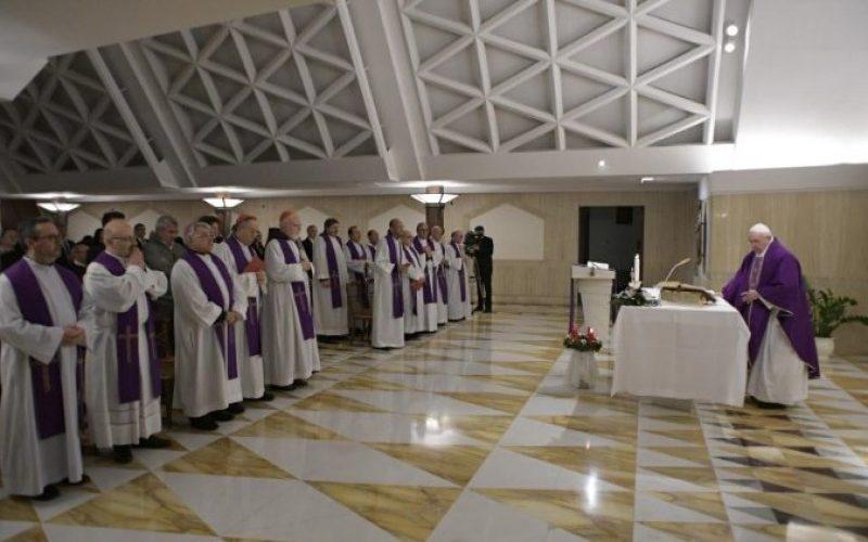 Нова седница на Кардиналскиот совет