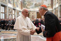 Папата до семинаристите: Семинаријата е место за молитва, учење и заедништво