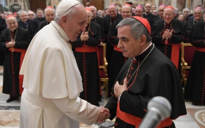 Папата: Светоста е слово Господово овоплотување во историјата