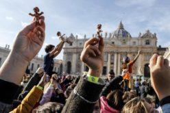 Веќе 50 години традиционално се благословуваат статуите на Детето Исус