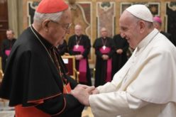 Папата го прифати одрекувањето на кардинал Анџело Содано на местото декан на Кардиналскиот колегиум