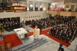 Бискупот Стојанов: Ова Дете ги обединува луѓето