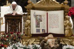 Папата повика на доверба во Љубовта Божја
