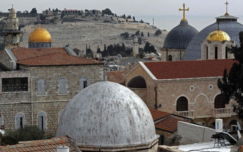 Заедничка божиќна порака на поглаварите на Црквите во Ерусалим