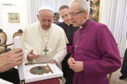 Папата, Џастин Велби и Џон Чалмерс објавија заедничка порака до водачите на Јужен Судан