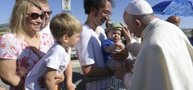 Понтификатот на папата Фрањо во 2019 година