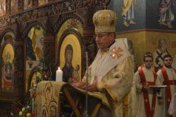 Најава: За Божиќ епископот Стојанов ќе служи света Литургија во Струмица