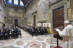 Папата до Дипломатскиот кор: Македонија е мост помеѓу Исток и Запад