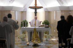 Папа Фрањо: Вистинскиот мир се сее во срцето