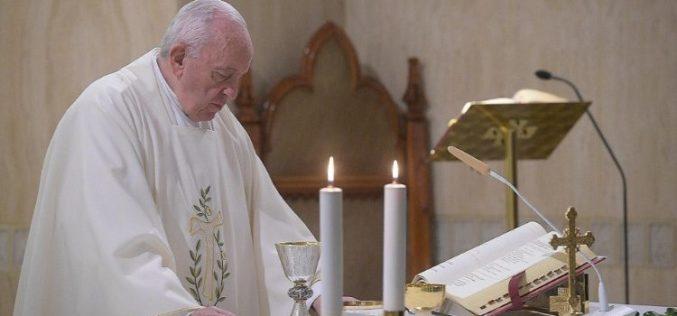 Света Марта: Нашиот однос со Бог е важен за животот