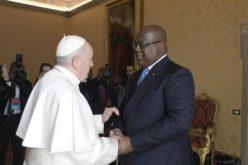 Папата го прими во аудиенција претседателот на Демократска Република Конго