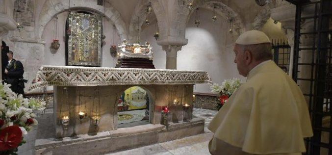 Објавена е програмата за средбата на Папата со медитеранските бискупи во Бари