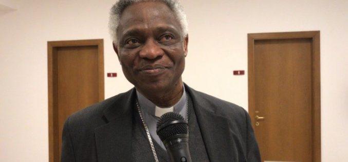 Кардинал Турксон на Светскиот економски форум во Давос