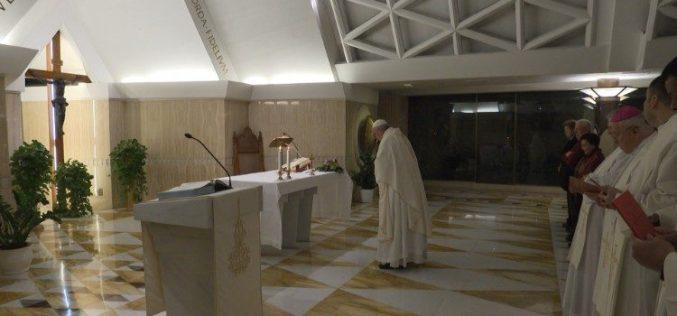 Света Марта: Црвот на љубомора нè наведува да донесуваме лош суд за другите