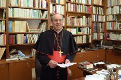 Кардинал Џовани Батиста Ре е нов декан на Кардиналскиот колегиум