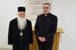 Бискупот Киро се сретна со митрополитот Дебарско – кичевски г. Тимотеј