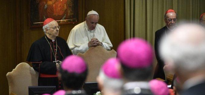 Следната Епископска синода ќе се одржи во 2020 година
