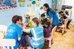 ЈРС и УНИЦЕФ во Хрватска заедно им помагаат на децата бегалци