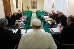 Соопштение од состанокот на Кардиналскиот совет