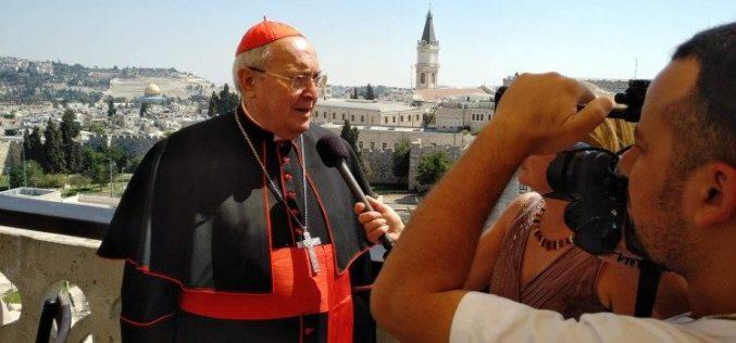 Кардинал Сандри на празникот на Катедрата свети Петар: Ставете се во служба на Божјиот народ