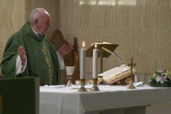Папата: Најголем во Црквата е оној кој служи, а не оној со најмногу титули
